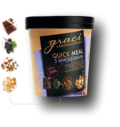 Graci 3 wholegrain meal