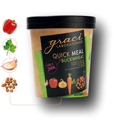 Graci buckwheat meal